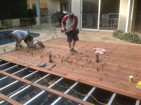Deck Footing Spacing Australia by Spantec Steel Floor Roof Frame Systems Bearers Joists