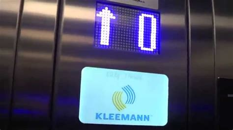 Kleemann Mrl Traction Elevator @ Iceland Academy Of The