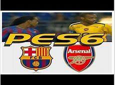 Pro Evolution Soccer 6 Trailer HD Doovi