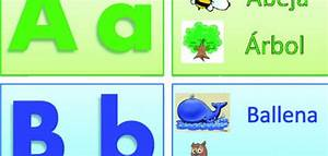 Printable Spanish Alphabet Cards  Printable Spanish