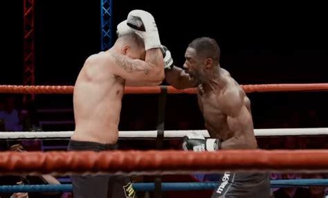 Hollywood Actor, Idris Elba Wins His Professional Boxing ...