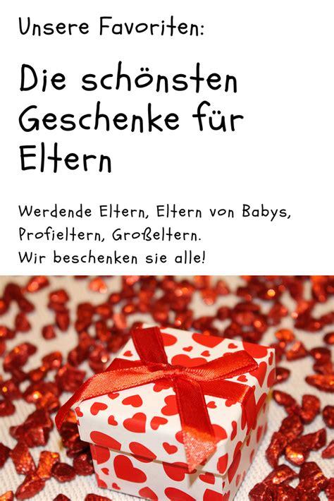 Geschenkideen Für Eltern by Geschenke F 252 R Eltern Schwangere Werdende Eltern Und