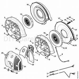Stihl Br 700 Backpack Blower  Br 700  Parts Diagram  K Fan