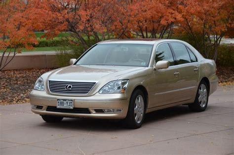 lexus ls 2005 2005 lexus ls 430 pictures cargurus