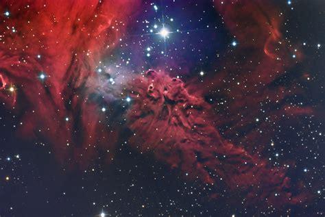 The Fox Fur Nebula (2015 Dec 30)