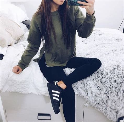 1000+ ideas about Adidas Superstar Outfit on Pinterest | Superstar outfit Outfit goals and ...