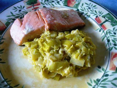 tarte poireaux saumon fum 233 recette