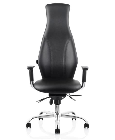 Physio Office Chair ergonomic seating for 24 hour use physio office reality