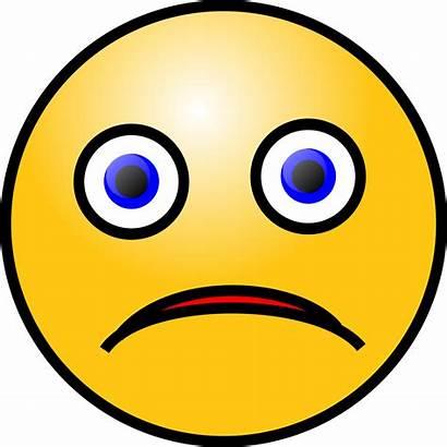 Sad Face Emoticons Svg Domain Text Copy