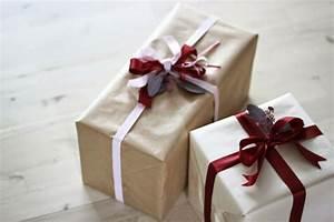 Geschenk Verpacken Schleife : weihnachtsgeschenke verpacken 45 umwerfende vorschl ge ~ Orissabook.com Haus und Dekorationen