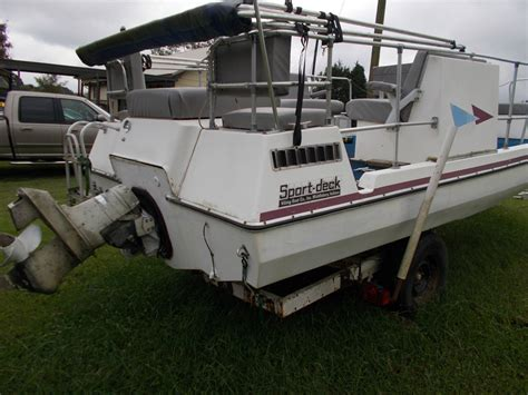 Deck Boat Viking by Viking Sport Deck For Sale For 1 475 Boats From Usa
