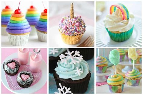20 Easy And Fun Ideas For Decorating Cupcakes  Ideal Me