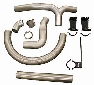 Exhaust Piping Kits For Sale From Kustom Truck Including
