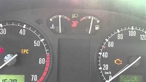 Skoda Fabia Dashboard Warning Lights