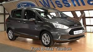 Ford B Max Avis : ford b max titanium erjkgt59173 magnetic grau autohaus ~ Dallasstarsshop.com Idées de Décoration