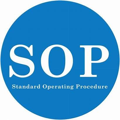 Operating Standard Procedures Sop Poole Business Vector