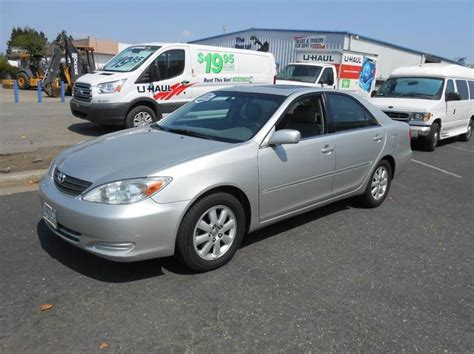 2002 Toyota Camry by 2002 Toyota Camry Xle V6 4dr Sedan In Rohnert Park Ca