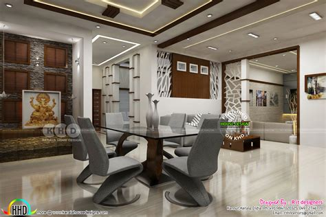 modern interior design works  kerala kerala home design  floor plans