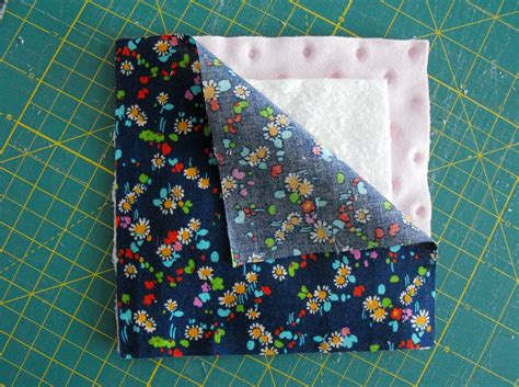 how to make a rag quilt a rag quilt a tutorial on craftsy
