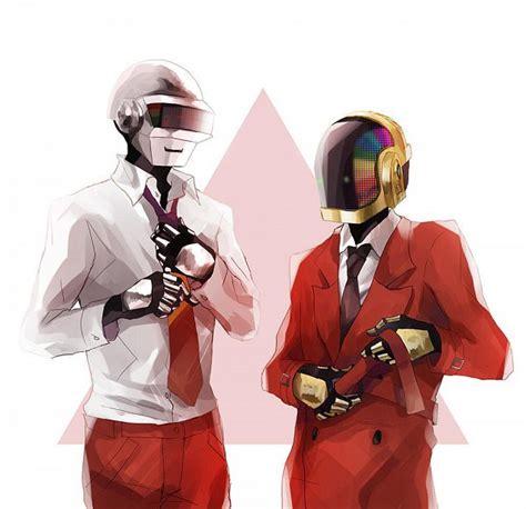 Daft Punk - Band - Image #2485236 - Zerochan Anime Image Board