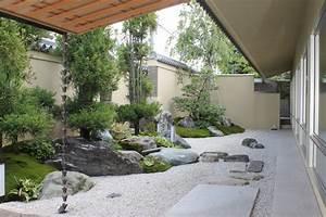 Jardin Japonais Interieur : des rizi res japonaises au bon go t de land art egalite et r conciliation ~ Dallasstarsshop.com Idées de Décoration