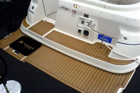 Non Slip Boat Decking by Inexpensive Yacht Synthetic Teak Deck Anti Slip Teak