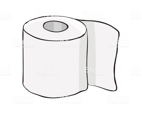 Toilet Paper Roll Vector Symbol Icon Design Beautiful