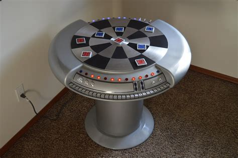 star wars table l yelm star wars superfan builds working holochess table