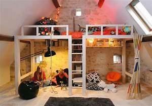 Coole Betten Für Teenager : jugendliche zimmer ~ Pilothousefishingboats.com Haus und Dekorationen