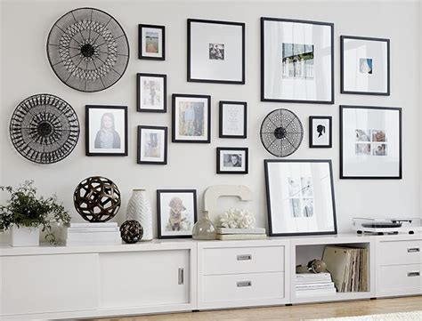 metal crate gallery wall ideas crate and barrel crate and barrel