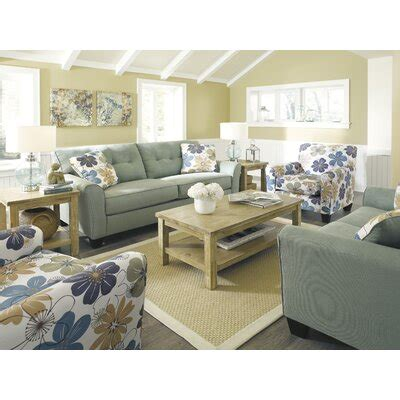 sanford living room collection wayfair