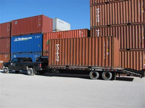Storage Container Storage Container Trailer