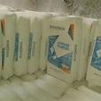 White Plaster Of Paris Powder,POP,Gypsum Plaster, Grade ...