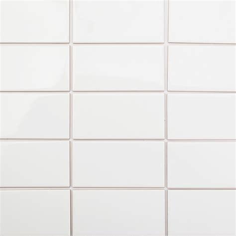8 x 12 bathroom floor basic white 3x6 polished ceramic wall tile tilebar com