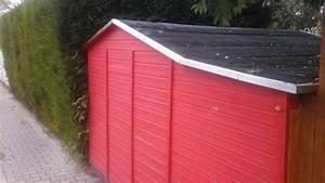 Vordeckbahn Für Bitumenschindeln : blech profil attika f r ortgang am gartenhaus blog ~ Michelbontemps.com Haus und Dekorationen