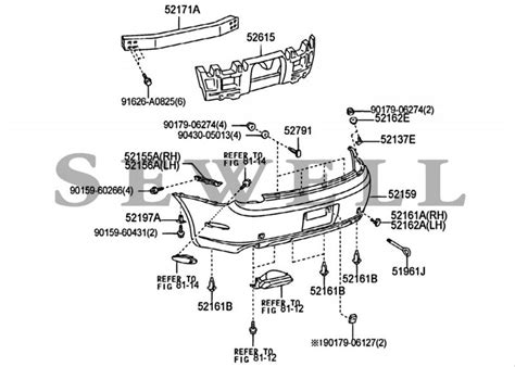 Lexus Rear Light Wiring Diagram