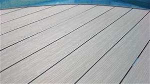 Lame De Terrasse Composite Longueur 4m : corni re souple classik promotions bois composite ~ Melissatoandfro.com Idées de Décoration