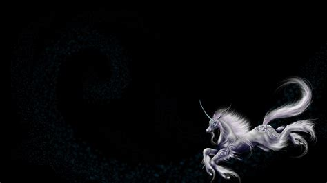 Black Lock Screen Unicorn Wallpaper by Unicorn Hd Desktop Wallpaper Widescreen High