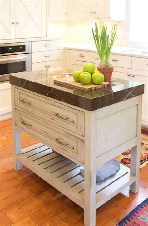 distressed island kitchen gray distressed kitchen island design ideas