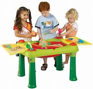 Table Jeux D Eau : table sable et eau table d activit s ext rieur table de ~ Melissatoandfro.com Idées de Décoration