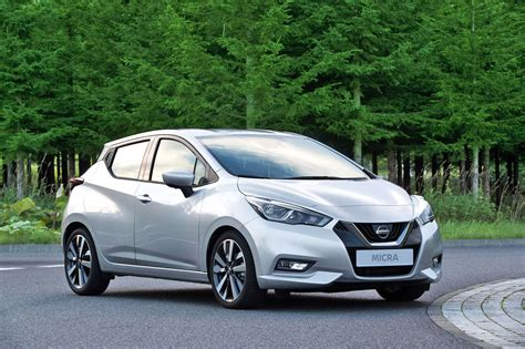 2017 Nissan Micra Revealed And It Looks Like The Micra