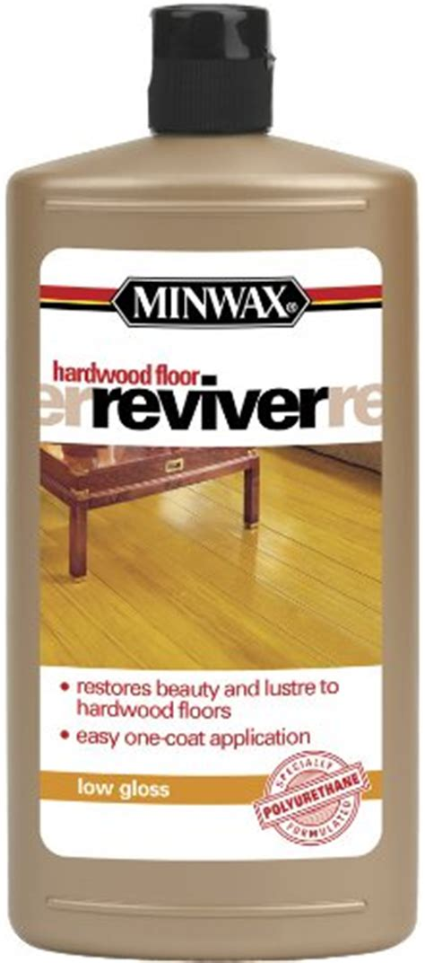 Minwax Hardwood Floor Cleaner Kit by Minwax 60960 32 Ounce Low Gloss Reviver Hardwood Floor