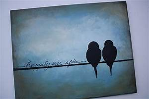 Musings of an Unapologetic Dreamer: Two Birds In Love...