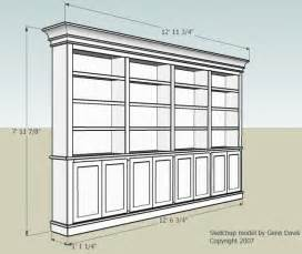 custom plans custom bookcase plans pdf plans woodworking entertainment center plans freepdfplans