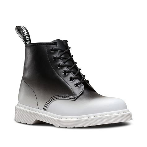Dr Jart Pull Out Black White dr martens canada dr martens 101 fade out in black