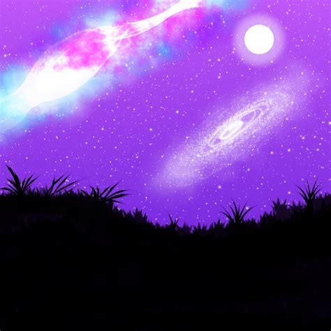 Galaxy Background Tumblr