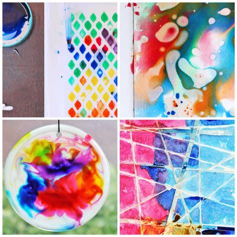 12 Easy Art Ideas For Kids  Babble Dabble Do