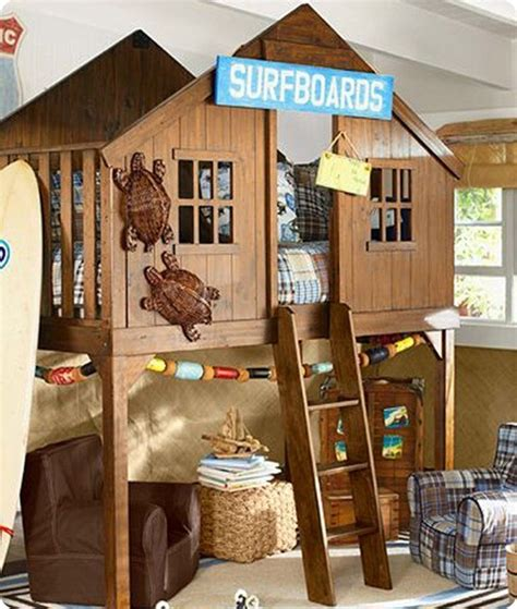 tree house fort bed knockoffdecorcom