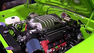 Dodge Mopar Hellcat Crate Engine At Sema 2017  U2014 Cars Com