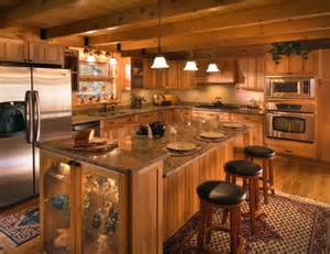 Log Cabin Kitchen Lighting Ideas by 13 Best Log Home Kitchens Images On Log Home